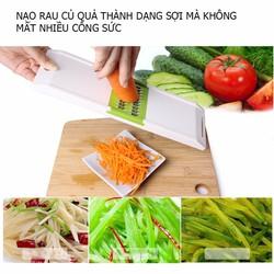 Bộ cắt gọt rau củ quả 3 món