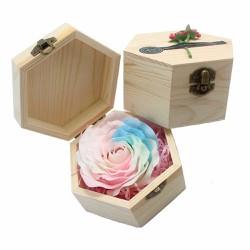 Hoa hồng sáp thơm phát sáng