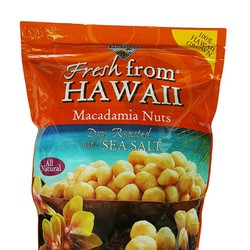 Hạt Macadamia Hawaii USA 680g