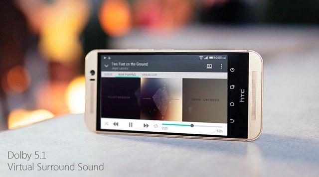HTC One M9 chính hãng Fullbox 13
