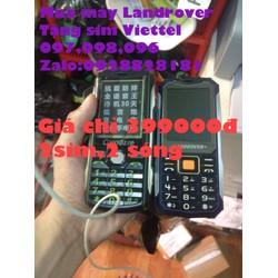 điện thoại hai sim tặng kèm sim Viettel đầu mười số