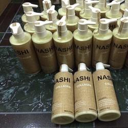 Dầu xả phục hồi dành cho tóc khô và hư tổn Nashi Argan 500 ml