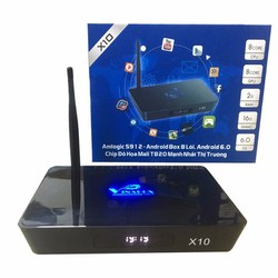 Android TV box Vinabox X10 giá rẻ