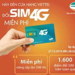 SIM 3G Viettel không giới hạn dung lượng 1 năm