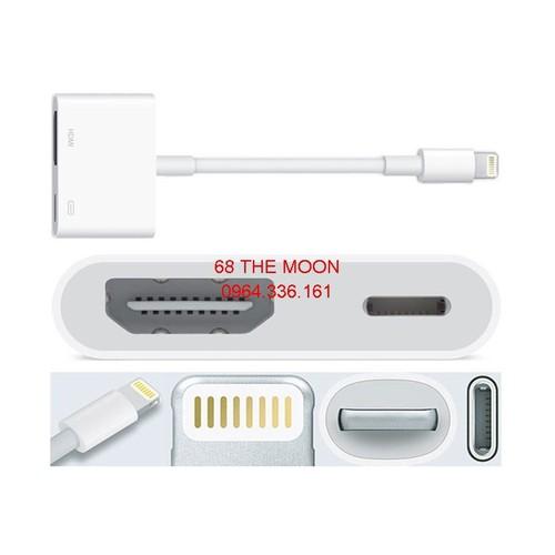 Cáp lighting to HDMI digital AV cho apple -TM shop - 4137261 , 4758055 , 15_4758055 , 1298000 , Cap-lighting-to-HDMI-digital-AV-cho-apple-TM-shop-15_4758055 , sendo.vn , Cáp lighting to HDMI digital AV cho apple -TM shop