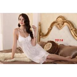 Váy ngủ ren dáng dài cao cấp