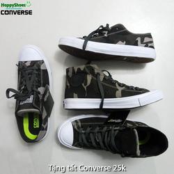 Converse Chuck 2 Camo thấp cổ Việt Nam xuất khẩu