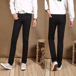 Quần jeans nam ống suông -QJ21A