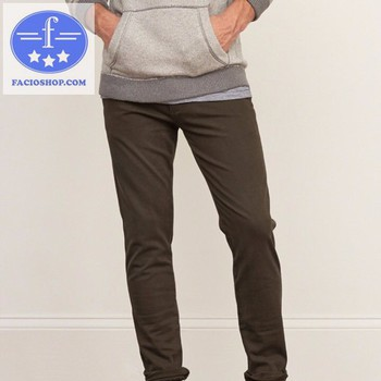 [ Chuyên sỉ - lẻ ] Quần dài kaki nam Facioshop QM178