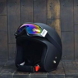 Mũ Bảo Hiểm 34 Kèm Kích UV