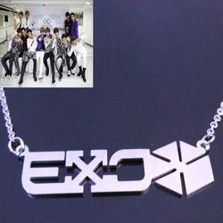 Dây chuyền nhóm EXO