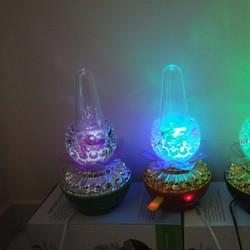 Đèn LED phun nước