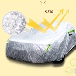 Bạt phủ  ô tô 3D cách nhiệt