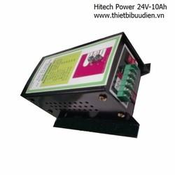 Máy Sạc ắc quy tự động cho máy phát điện Hitech Power 24V-10Ah