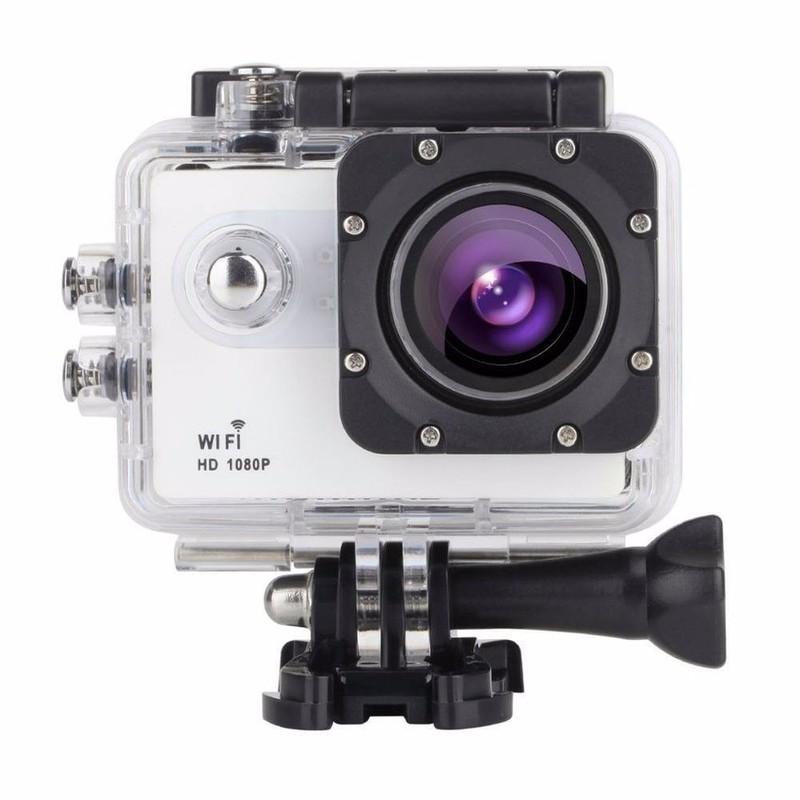 Camera hành trình HD1080 SPORT CAM A19 có WIFI - Trắng 1