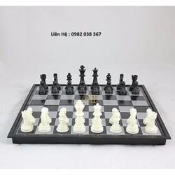bàn cờ vua cho bé, bộ bàn cờ vua tiêu chuẩn có nam châm