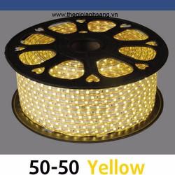 Đèn Led Dây 5050 40m Vàng
