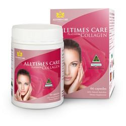 Viên uống bổ sung Alltimes Care Collagen Platinum 60v