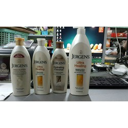 lotion jergens 621ml