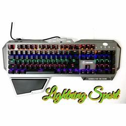 Bàn phím Led cơ Lightning Sport