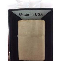 Zippo USA Gold