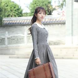 Đầm công chúa vintage cổ điển