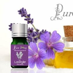 Tinh dầu thiên nhiên oải hương lavender 50 ml