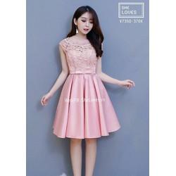 Đầm xoè cực xinh cho bạn gái