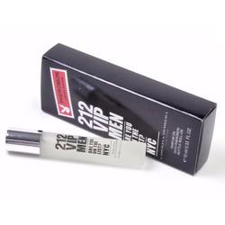 Tinh dầu nước hoa nam 212 Vip for Men xách tay Nga 10ml