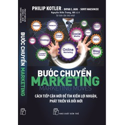 Sách - Bước chuyển marketing