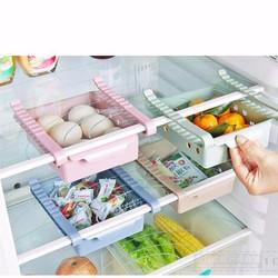 Khay kéo đựng đồ thông minh cho tủ lạnh