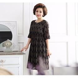 Đầm lụa DM263 – size M~3XL HÀNG NHẬP