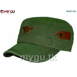 Nón thời trang ARMANI M555 - Màu xanh rêu