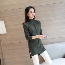 Áo len nữ dài cực đẹp AL34