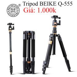 Chân máy ảnh - Tripod Beike Q555