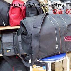 Túi đựng máy ảnh Crumpler Jackpack 9000 Có ngăn đựng laptop