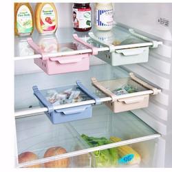 Khay kéo tiện ích để đồ cho tủ lạnh