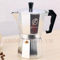Bình pha cà phê  cafe Moka pot Moka Express 3 cup 120ml