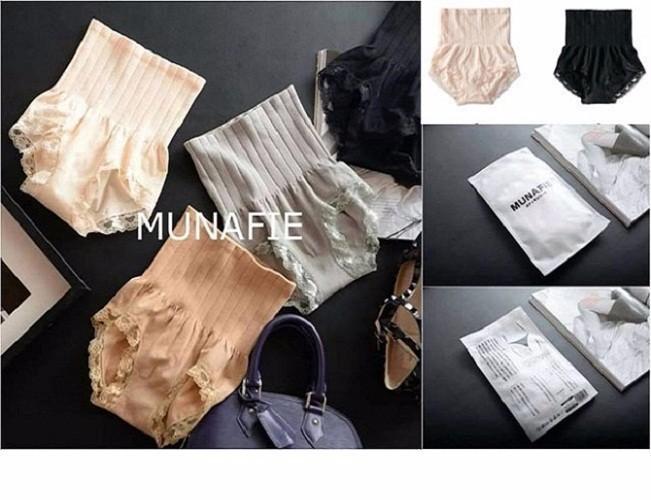 Quần lót gen bụng Munafie Nhật Bản 5