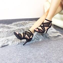 giày gót mẫu mới hot hot