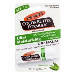 Son dưỡng môi SPF 15 hương dark chocolate và bạc hà Palmer 4227