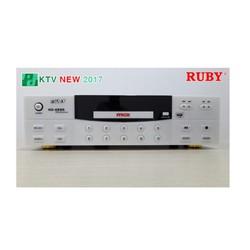 MIDI Karaoke Ruby 4600HDMI Chọn bài hát trên điều khiển thông minh