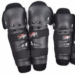 Giáp tay chân Probiker nhựa