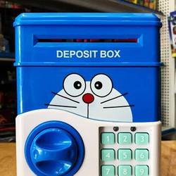 Két mini thông minh tiết kiệm tiền Doreamon, Hello Kitty