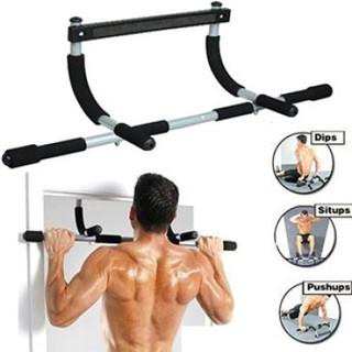 Xà Đơn Đa Năng Iron Gym Với 10 Kiểu Tập - K9872 thumbnail