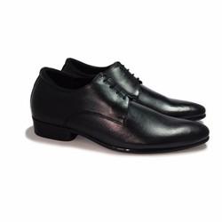 Giày tăng chiều cao nam da thật S955 cao 6cm