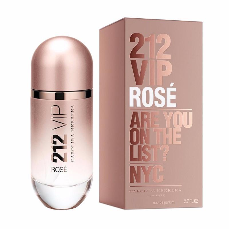 Nước Hoa Mini Carolina Herrera 212 Vip Rose For Women EDP 5ml 1