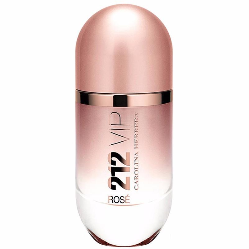 Nước Hoa Mini Carolina Herrera 212 Vip Rose For Women EDP 5ml 2