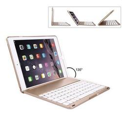 Bàn phím Bluetooth iPad Air Pro 9.7 pin sạc keyboard tích hợp LED