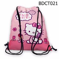 Balo dây rút - Túi rút Dễ thương Hello Kitty HOT - VBDCT021